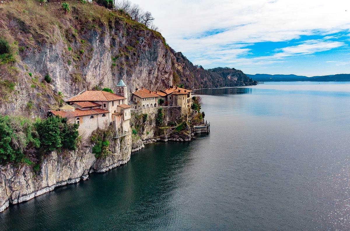 Sur la route des abbayes, couvents et chartreuses d'Italie