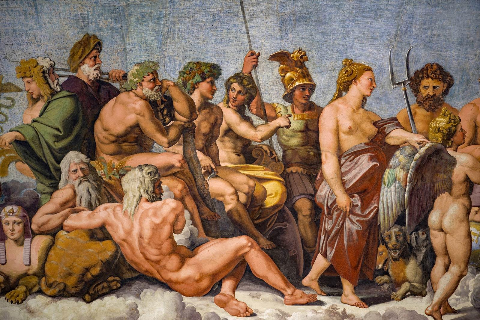 Grands peintres Italiens