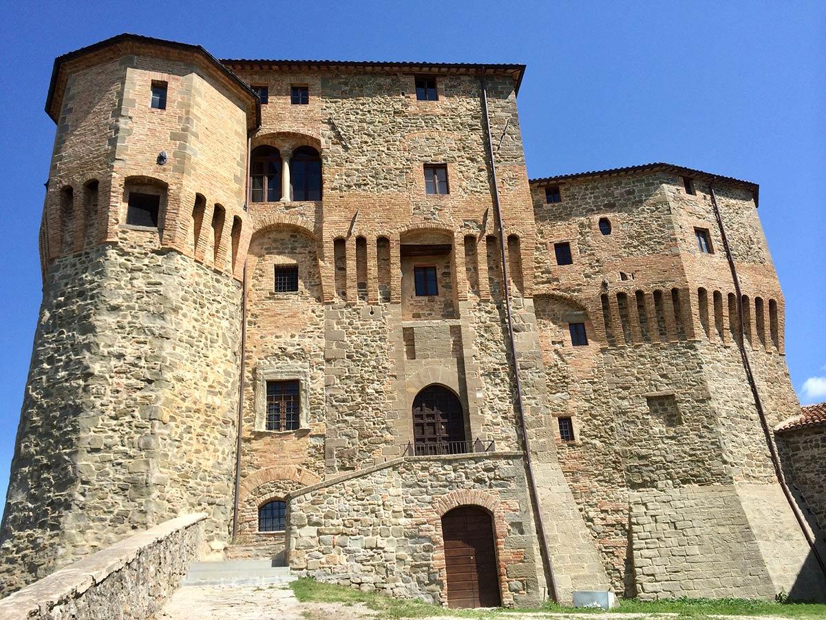 L'Italie du moyen-âge