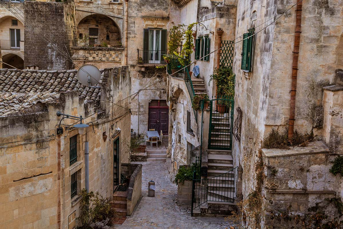 Voyage dans l'Italie sauvage