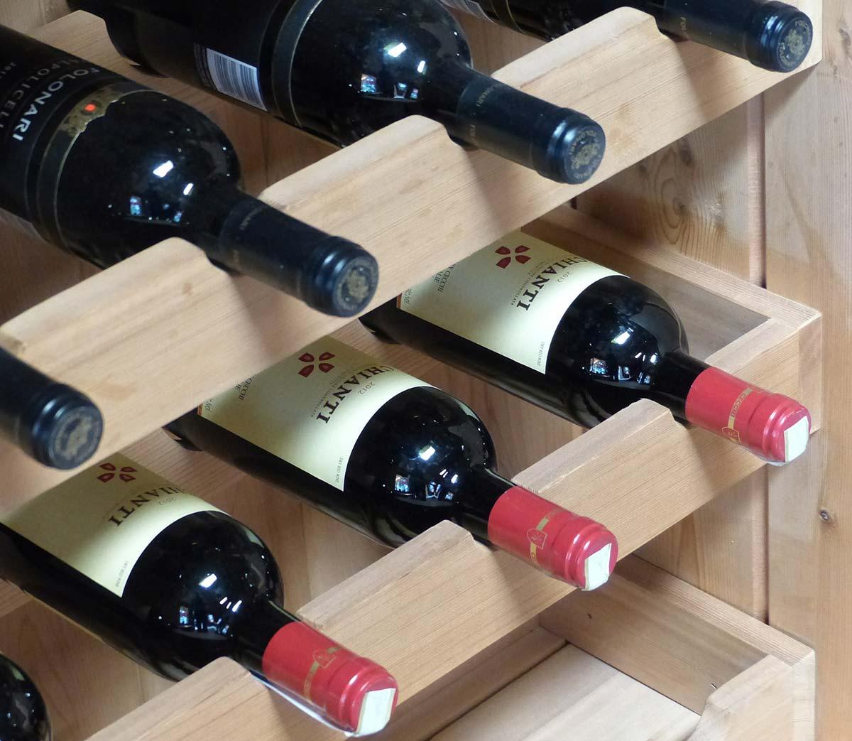 Le vin Italien