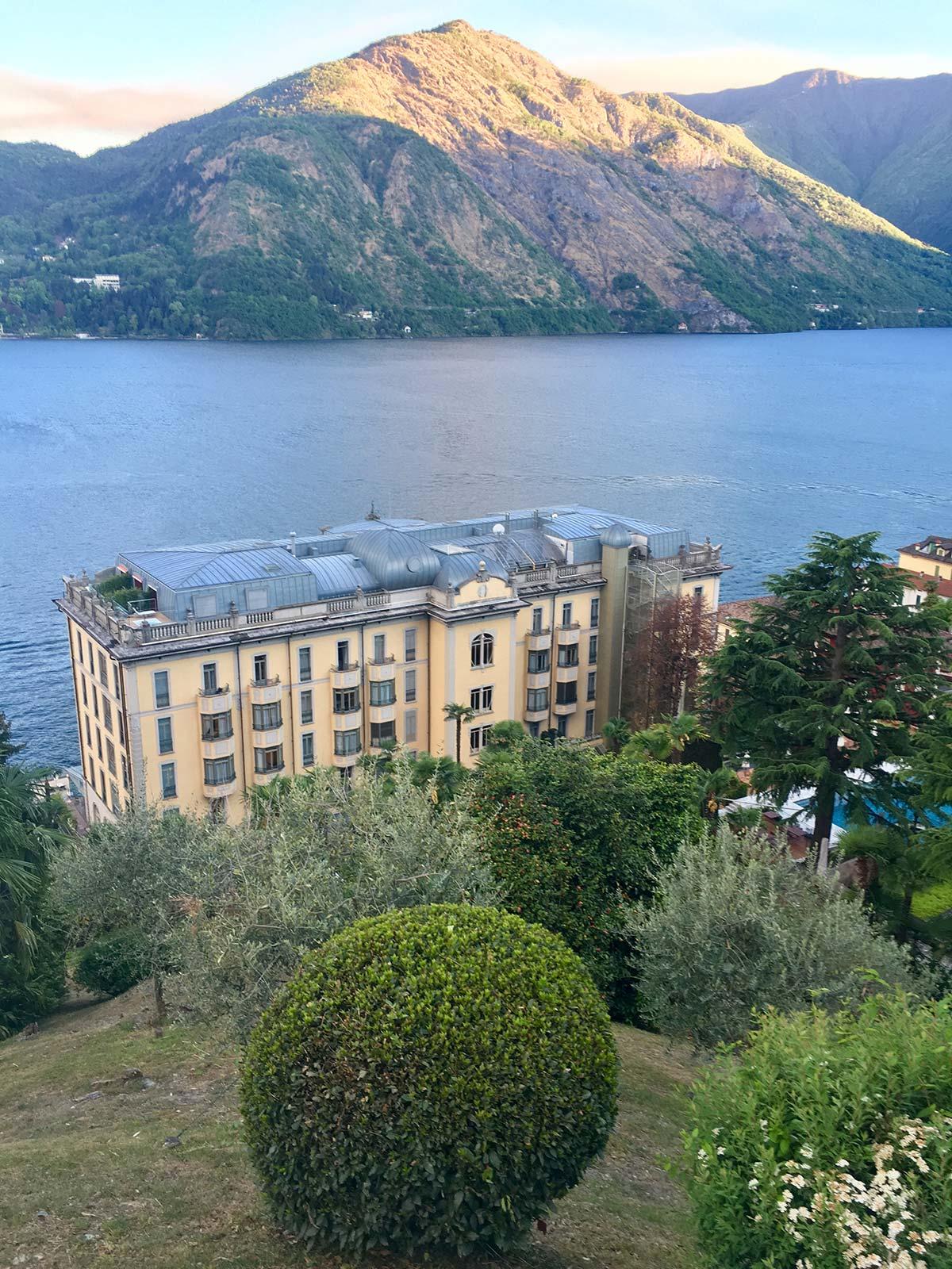 Les Palaces en Italie